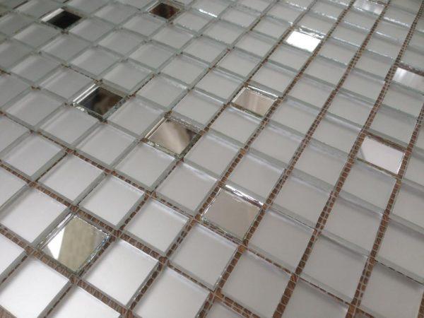 серебро + матовое серебро V/МS20