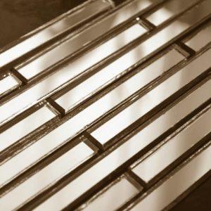 мозаика серебряное зеркало V/S149‐2