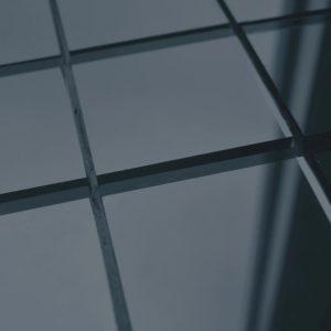 мозаика серое зеркало (графит) V/D50